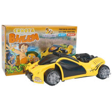 Box Package Electric Vehicles Light & Music Racer Toy